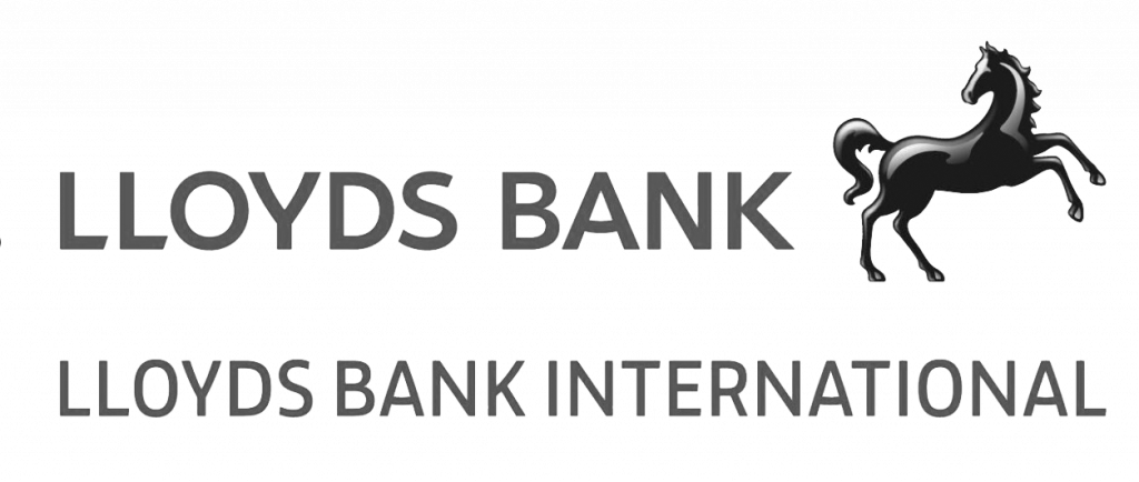 Lloyds Bank International brand image